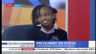 Vitengo vya umri wa miaka 8, 10 na kumi katika michuano ya Chess