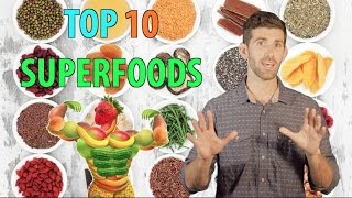 Top 10 BEST Superfoods To EAT | (#7 Will Surprise You)