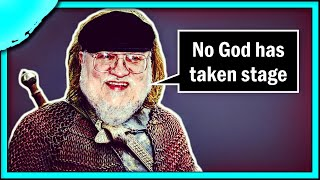 """George R.R. Martin's response to the """"Lord of Light"""" question may surprise you"""