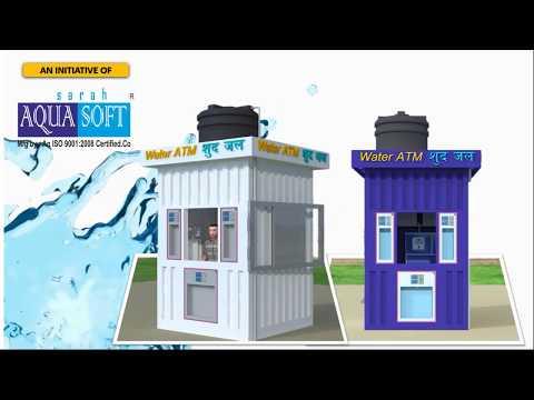 250 LPH Water Vending Machine