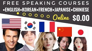 Free Language Courses | Foreign Languages Courses | Learn French,German,Spanish