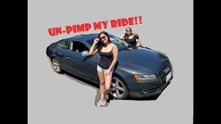 Un-pimp My Ride ** Audi A5 Auction Car Follow Up **