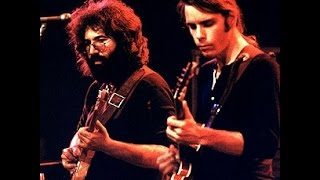 Grateful Dead 9-23-72 It's All Over Now, Baby Blue: Waterbury, Ct.