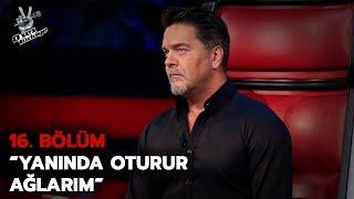 Beyaz'dan yarışmacıya büyük övgü!  | O Ses Türkiye 2018