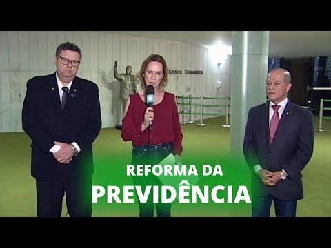Deputados repercutem PEC paralela à reforma da Previdência - 07/11/19