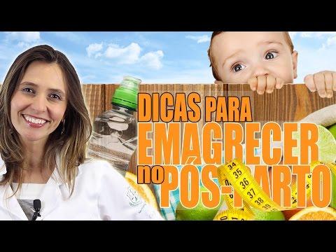 Imagem ilustrativa do vídeo: Como emagrecer no pós-parto