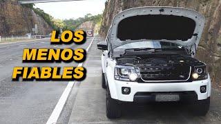 TOP FALLOS: LOS PEORES COCHES que PUEDES COMPRAR USADOS (comprueba estas averías antes) (I)