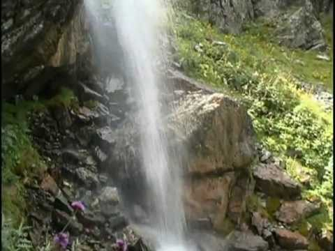 Waterfalls of Leshnica-Sharr mountain