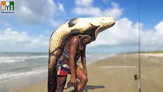 Shocking Size Fish Fry #Big Fish Fry