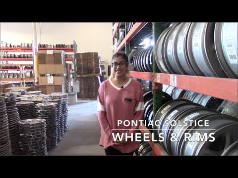 Factory Original Pontiac Solstice Wheels & Pontiac Solstice Rims – OriginalWheels.com