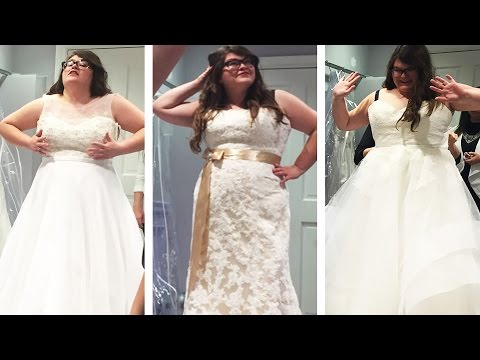 "I Went To The Bridal Salon From ""Say Yes To The Dress"