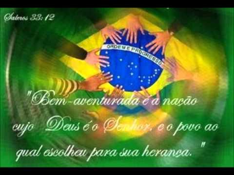Música Ministração Dá-me o Brasil