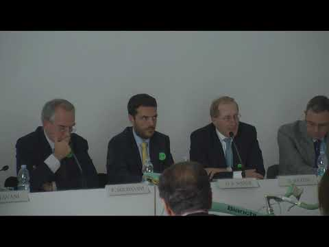 Bikeconomy Forum 2018 - Sessione mattutina 2