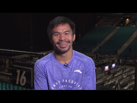 Manny Pacquiao talks Mayweather, Thurman   SI Now   Sports Illustrated