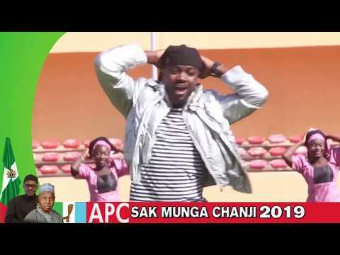 Azanton Baba Buhari Adam A. Zango Hausa Song Teaser