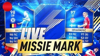 BPL WALK OUT & IF IN MIJN TOTS PACK OPENING!   MISSIE MARK #77
