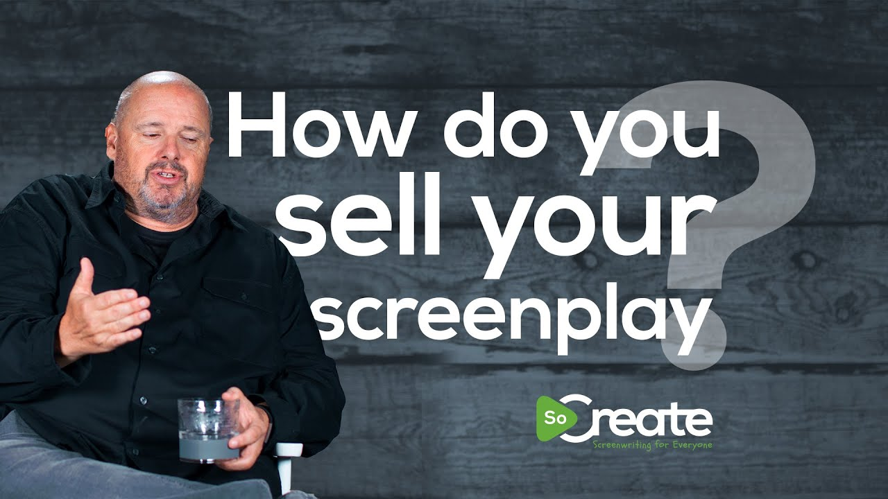 Screenwriter Doug Richardson Tells You How to Sell Your Screenplay