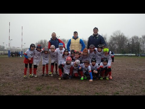Raggruppamento rugby Rho marzo 2016