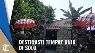 Omahe Whawin, Angkringan Bertemakan Bali dan Jawa nan Unik di Solo
