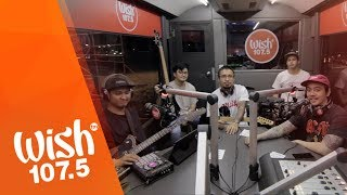 "Chicosci performs ""Buzzin'"" LIVE on Wish 107.5 Bus"