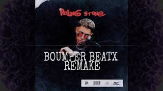 ECKO   Rolling Stone | INSTRUMENTAL (Boumper Beatx REMAKE ORIGINAL)