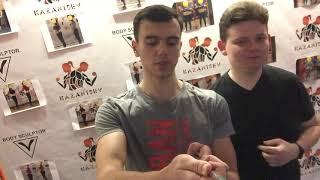 Игорь 3 месяца  27 кг отзыв Скульптор Тела