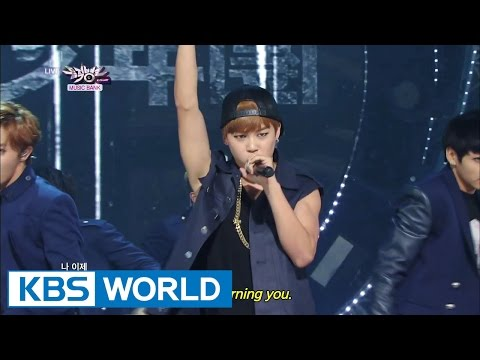BTS (방탄소년단) - Danger [Music Bank HOT Stage / 2014.09.26]