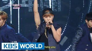 BTS (방탄소년단) - Danger [Music Bank HOT Stage / 2014.09.26]