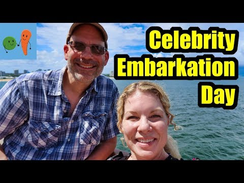 CELEBRITY EQUINOX CRUISE VLOG 2019 | EMBARKATION DAY & MORE!