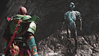 God of War - Kratos Shows Great Respect for a Dead Sea Captain