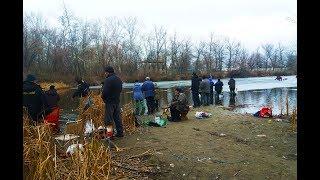 Места для рыбалки в запорожье весной