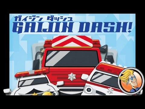 Overview and rules explanation of Gaijin Dash!