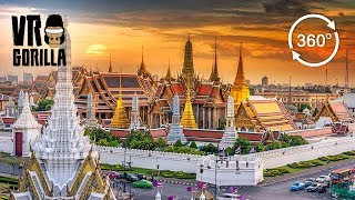 Discover Bangkok: A Guided City Tour (360 VR Video)