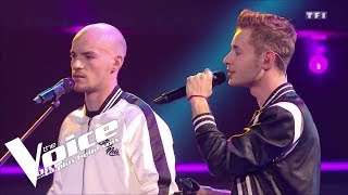 Gambar cover Kavinsky - Nightcall   Kriill   The Voice 2018   Lives