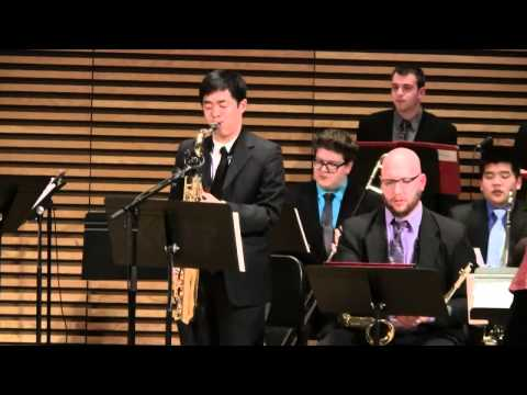 King Cobra (Herbie Hancock) performed by the University of Michigan Jazz Ensemble