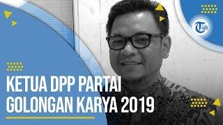 Profil Ace Hasan Syadzily - Politisi Partai Golkar yang Pernah Dua Kali Menjadi PAW DPR RI