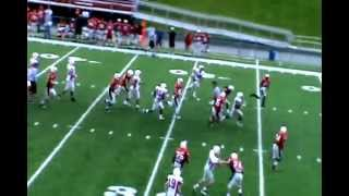 UVa-Wise Spring Football Game 2012