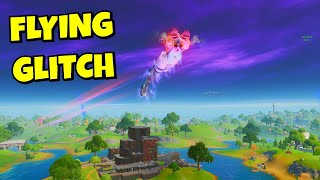 How To Fly Forever in Fortnite!! (NEW FORTNITE GLITCH)