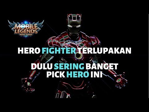 HERO FIGHTER TERLUPAKAN! HERO INI MASIH GG PARAH! DI NERF PUN MASIH SAKIT!