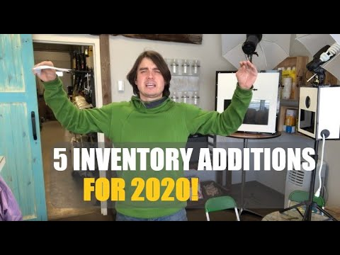 Five Inventory Additions - For 2020 Season! - Growing Event Rental Business