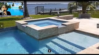 Above $75k pool on Lake Conroe
