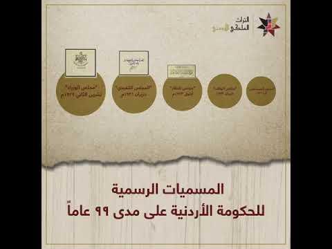 11 نيسان … تسعة وتسعون عاماً على تشكيل أول حكومة أردنية 1921 – 2020