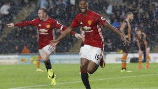 Hull City Vs Manchester United 01 All Goals & Highlights Premier League 27/08/2016