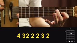 Вступление: ЛЮБЭ - ПОЗОВИ МЕНЯ на гитаре | Подробный разбор, видео урок