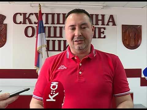 Zoran Semenović - Konferencija za novinare