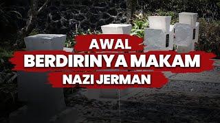 Awal Mula Berdirinya Makam Tentara Nazi Jerman di Bogor