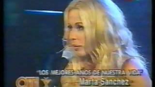 LOS MEJORES AÑOS DE NUESTRA VIDA - Festival de la OTI (tve1) 14/11/1998 - Marta Sánchez