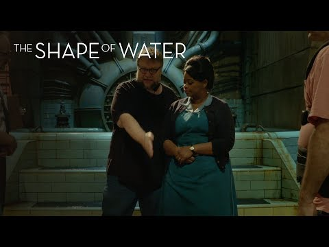 The Shape of Water Behind the Scenes 'Guillermo del Toro'