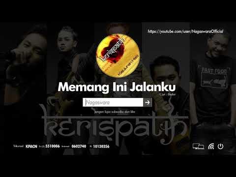 Kerispatih - Memang Ini Jalanku (Official Audio Video)