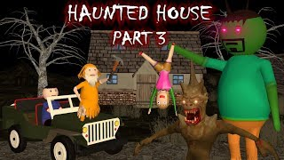 Haunted House Part 3 Donate Food Animated In Hindi Make Joke Horror